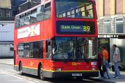 В Лондоне целующихся геев высадили из автобуса
