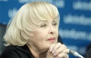 ЦИК зарегистрировала народную артистку Украины Роговцеву доверенным лицом Порошенко