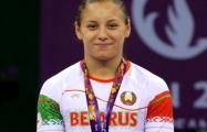 Белоруска Мария Мамошук выиграла «золото» на турнире по борьбе в Испании