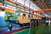 МЗКТ будет делать шасси для новых российских «Буков»