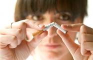 Фотофакт: На гомельском предприятии ввели лимит на курение