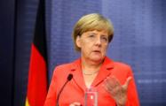 Меркель: Россия должна вернуть Украине контроль над всей границей