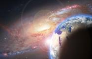 Ученые впервые зафиксировали волнообразный изгиб нашей Галактики