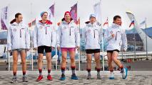 Норвежские олимпийцы разделись в знак протеста