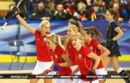 Сборная Беларуси стала бронзовым призером ЧЕ по индорхоккею