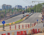 В Минске откроют транспортную развязку на проспекте Дзержинского