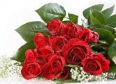 Белорусы предпочитают дарить розы, хризантемы и гвоздики