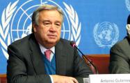 Генсек ООН призвал власти стран, охваченных протестами, прислушаться к народу