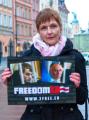 Марина Адамович: Заявления об освобождении политзаключенных - ложь