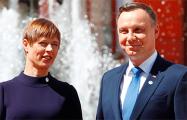 Президенты Польши и Эстонии обсудили ситуацию в Беларуси