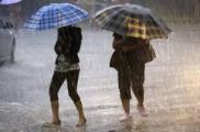 МЧС предупреждает о сильных ливнях и грозах