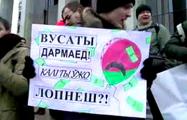 Предложение Лукашенко «депутатам» повлиять на «тунеядцев» рассмешило Байнет