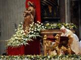 Папа Римский помолился за мир в Сирии