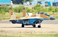 В Египте назвали причину крушения истребителя МиГ-29М