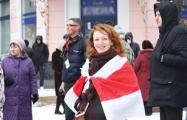 Наталью Папкову выбрали областным руководителем БСДП (Народная Грамада)