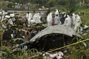 У разбившегося в Южном Судане Ан-12 отсутствовало основание для полетов