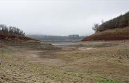 В оккупированном Крыму высохло стратегическое водохранилище