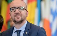 Глава Евросовета обещает быстро принять дальнейшие санкции против режима Лукашенко