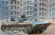 Турция подтягивает войска к сирийской провинции Идлиб