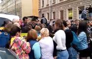В Москве и Воронеже задержали участников «бессрочного протеста»