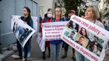 БАЖ: 15 арестов по уголовным статьям и почти 500 задержаний журналистов за 2020 год