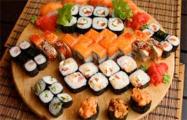 Продукты для поставки в рестораны японской кухни хранились в гараже