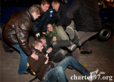 Участников акции солидарности приговорили к арестам