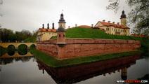 В Несвижском замке ввели платный вход во дворик и отменили бесплатные дни посещений