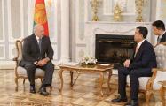 Лукашенко снова просит денег у китайцев