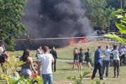 Сжигавшие тетради британские школьники обесточили более ста тысяч домов