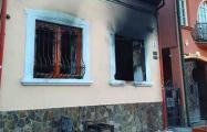 Польская спецслужба задержала трех подозреваемых в поджоге венгерского центра культуры в Украине