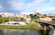 Литовские туристы вдохнули новую жизнь в Гродно