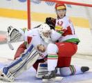 Белорусские хоккеисты проиграли норвежцам 3:1