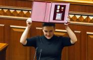 Надежда Савченко: «Бросить шесть гранат в парламенте успею однозначно»