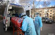 Сотрудник больницы в Пинске: У нас ежедневно от коронавируса умирает от 6 до 10 человек