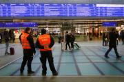 В Вене столкнулись два пассажирских поезда
