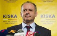 Президент Словакии отдает свою зарплату нуждающимся