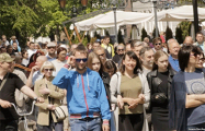 Брестский активист: Власти хотят убрать людей с площади