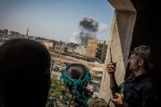 Курды и их союзники объявили о занятии старого города Ракки