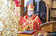 Архиепископ Гродненский и Волковысский Артемий: Сатанинскому необольшевизму в Беларуси приходит конец