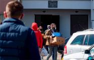 В Минске общежитие БНТУ уже освободили для больных с коронавирусом