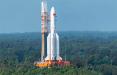 Астрономы сделали снимок китайской ракеты, которая медленно падает на Землю
