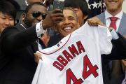 В Белом доме обиделись на рекламу со случайным «селфи» с Обамой