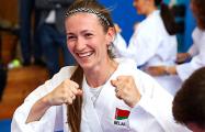 Дарья Домрачева сменила биатлон на карате