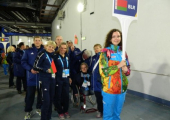 Кочанова проводила в Рио белорусских паралимпийцев