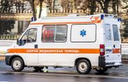 Медики из скорой Бобруйска рассказали, как добирались до пациентов ползком