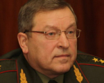 Жадобин освобожден от должности министра обороны