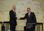 Беларусь и Великобритания обсудили усиление экономического сотрудничества