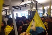 Курды оккупировали здание Европарламента