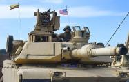 Первая партия тяжелой военной техники США прибыла в Эстонию